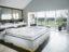 Calacatta marble master spa