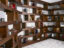 walnut veneer library