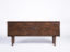 Gloss finish walnut burr bar unit